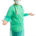 Doctor — Stock Photo #23856395