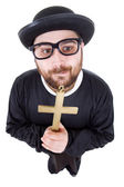 Priest — Stock Photo