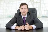 Businessman — Stock Photo