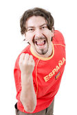 Spanish fan — Stock Photo