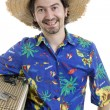 Stock Photo: Hawaiian