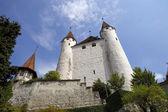 图恩城堡 — 图库照片