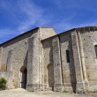 Parthenay church — Stock Photo