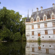Azay-le-rideau — Stock Photo