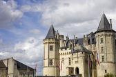Saumur castle — Foto de Stock