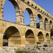 Pont du Gard — Stock Photo #27422739