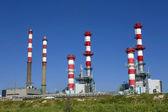 Elektrownia — Zdjęcie stockowe
