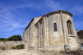 Parthenay church — Foto Stock