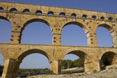 Pont du Gard — Stock Photo