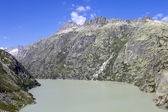 Swiss lake — Stock Photo