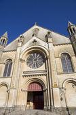 Niort church — Stock Photo