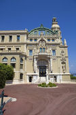 Monaco opera — Stock Photo