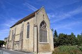Kościół parthenay — Zdjęcie stockowe