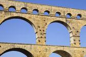 Pont du Gard — Foto de Stock