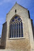 Parthenay 教堂 — 图库照片