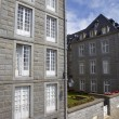 St malo houses — Stock Photo