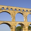 Pont du Gard — Stock Photo #41483747