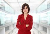 деловая женщина — Стоковое фото