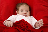 Young baby — Stock Photo