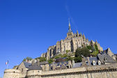 Mont saint michel — Stockfoto