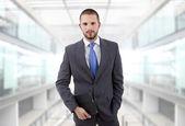 Business man — Stock Photo