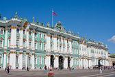 Buildings of the Hermitage, Saint Petersburg — Stock Photo