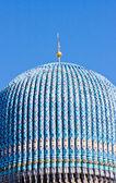建立清真寺、 圣彼得堡市、 俄罗斯 — 图库照片