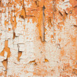 Stock Photo: Old wooden surface with chappy paint