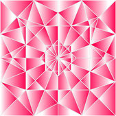 Abstract pink background for a design — Stock Vector