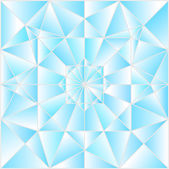 Abstract blue background for a design — Stock vektor