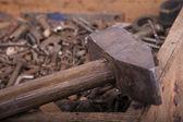 Starý hummer — Stock fotografie