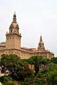 Architektur barcelona — Stockfoto