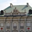 Royal Palace in Warsaw. — Stock Photo