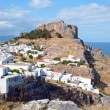 Lindos town. — Stock Photo #48779129