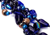 Fond de perles colorées — Photo