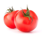 Two tomato vegetable — Stock Photo