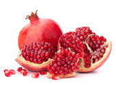 Ripe pomegranate fruit — Foto Stock