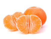 Orange mandarin or tangerine fruit — Stock Photo