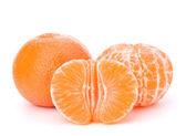 Orange mandarin or tangerine fruit — Stock Photo