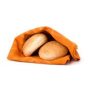 Pão fresco quente — Fotografia Stock