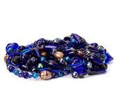 Perline di vetro colorato — Foto Stock
