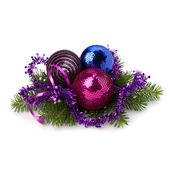 Vánoční ozdoba koule — Stock fotografie