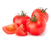 Tomato vegetables pile — Foto Stock
