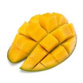 Mango sliced part — Stock Photo