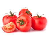 Tomato vegetables pile — Stock Photo