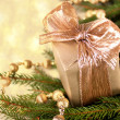 Luxurious gift — Stockfoto #13995770
