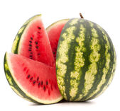 Sliced ripe watermelon — Foto Stock
