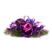 クリスマス ボールの装飾 — ストック写真