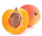 Ripe apricot fruit — Stock Photo