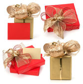 Luxurious gifts — Stock Photo